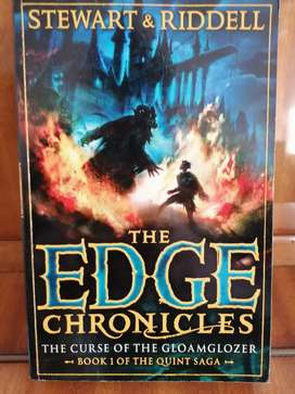The Edge Chronicles Curse of the Gloamglozer