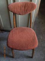 krzesła prawie jak hałas z lat 60/70 czasy prl-u