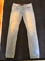 Spodnie jeansy dżinsy 36 skinny