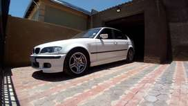 Gorgeous Bmw 318i E46 m sport