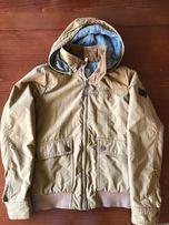 Куртка ZARA для мальчика весна-осень ,цвет горчичный , возраст 10-12