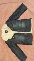 Куртка джинс демисезонная
