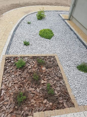 Kamień dekoracyjny ogrodowy GRANITOWY granit 16-22MM Lutomiersk - image 2