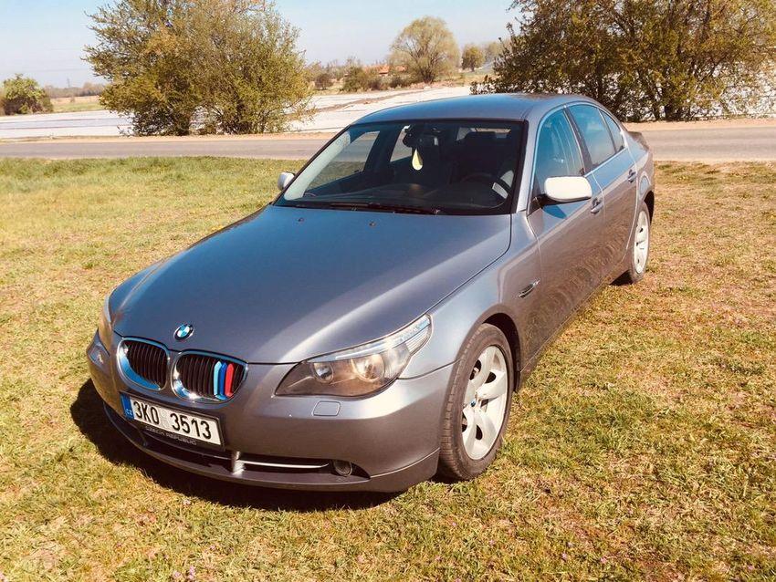 BMW E60 120kw 0