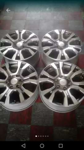 "18"" Wild track Rims only"