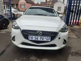 2016 Mazda 2 (1.5) Automatic With Service Book