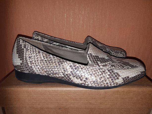 Удобные туфли из кожи питона Бердянск - изображение 3