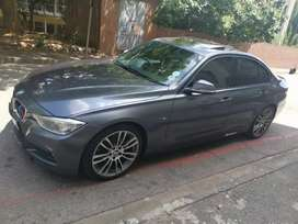 BMW f30 at very good condition 2014 model