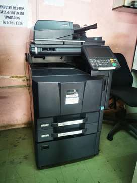 TaskAlfa Keyocera 3050CI colour copier. Needs fixing
