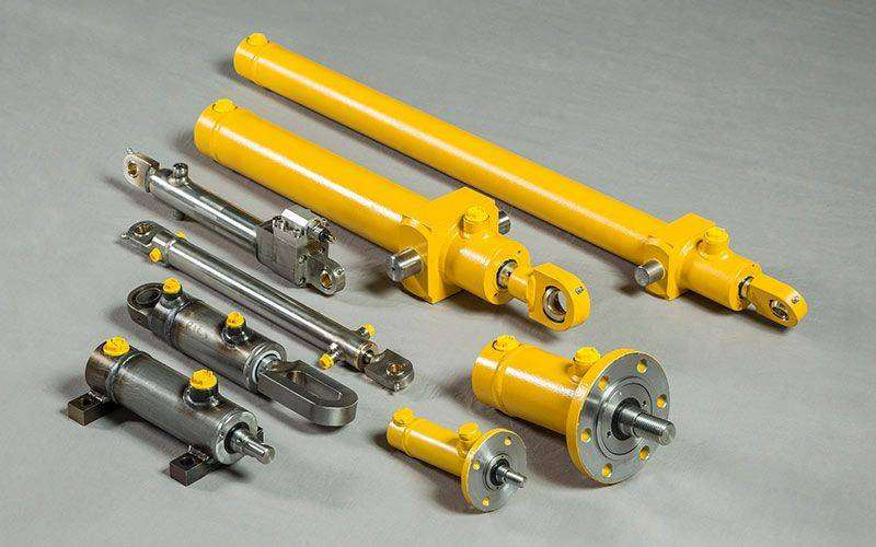 Case hydraulic cylinders repair and manufacturing 0