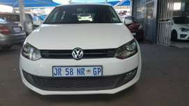 2010 VW Polo 6 1.4 Engine Capacity with Manuel Transmission Electric