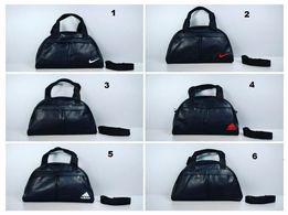 Спортивная сумка мужская/женская для тренировок,фитнеса Найк, reebok