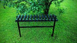 Ławka cmentarna, przygrobowa 80 cm, składana+gratis. Ławex. Producent.