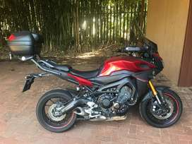 Yamaha MT09 Tracer 2015 model for sale