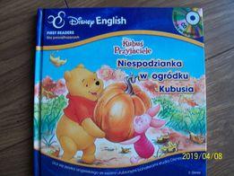 Książka do nauki angielskiego dla dzieci