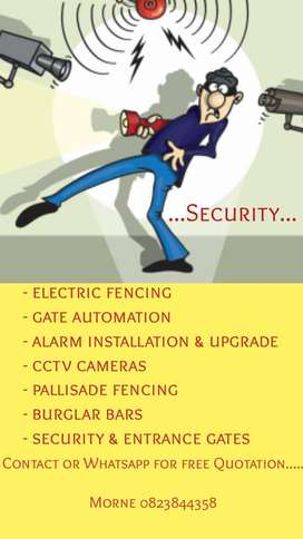 Home and business security