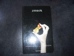 "książka ""Zmrok"""