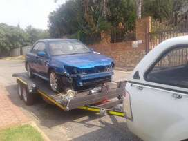 NewCastle to JHB Towing
