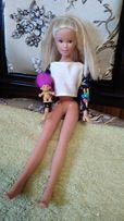 Кукла Барби и тролль. Лялька барбі з чудіком. 29 см.