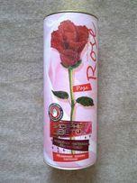 Набор для творчества рукоделия новый Бисерный цветок Роза бисер