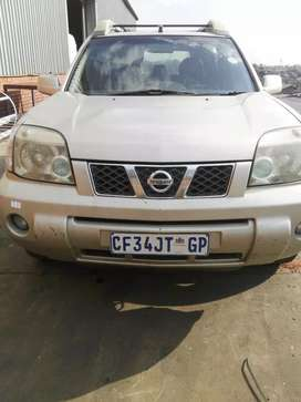 Nissan Xtrai for quick dale. R58000.00 Good condition Price neg..