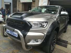 Ford Ranger 3.2 XLT 6 Speed double Cab