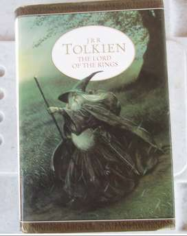 The Lord of the Rings - Hardcover - Harper Collins Publishers