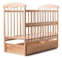Кровать-маятник Наталка с ящиком для принадлежностей вашего малыша