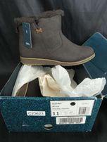 Новые мужские унисекс ботинки сапоги 100% оригинал EMU УГИ кожа 42 41