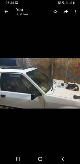 Ford escort stripping for spares only