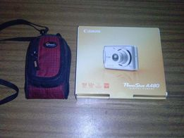 Фотоапарат Canon Power Shot A480