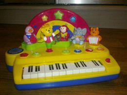 Детское пианино - оркестр в отличном состоянии.
