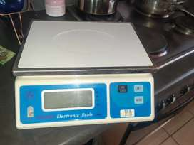 Meat scale