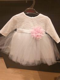 Sprzedam śliczną sukienkę do Chrztu