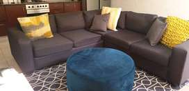 5 Seater Corner unit Couch for sale