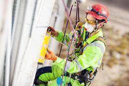 Usługi na Wysokościach-Prace Wysokościowe-Na Wysokości-Alpinistyczne