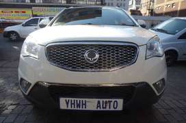 2015 #SsangYong #Korando #D20T #Deluxe #SUV 90,900km Automat YHWH CARS