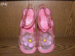 Босоножки-мыльницы Barbie, Англия, размер 27