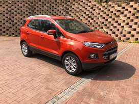 2015Ford EcoSport 1.5 Tivct titanium powershift FSH one owner from new