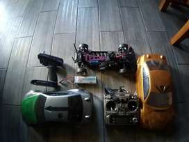 RC Drift car with extras to trade
