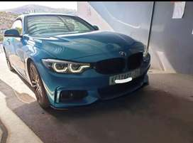 F32 BMW Front Lips