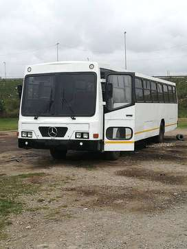 MERCEDES BENZ 1724 BUS FOR SALE