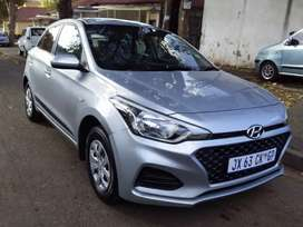 2019  HYUNDAI I20 1.4 MANUAL
