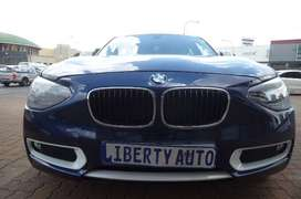 2014 #BMW #1Series #116i 5-Door #Urban 16,000km #Cloth  LIBERTY AUTO
