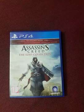 Ps4   game assassin  creed  the ezio  collection