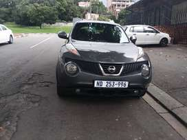 2014 NISSAN JUKE WITH AN ENGINE CAPACITY OF 1,6