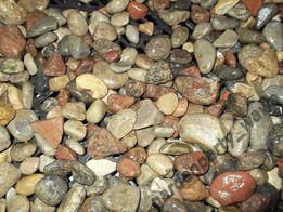 Grys żwirek akwarystyczny kolorowy, granit 16-32mm podłoże do akwarium