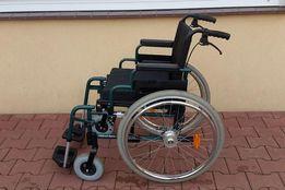 Wózek inwalidzki rehabilitacyjny zielony Szczecin duży wybór