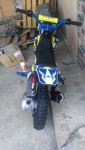 50cc Mx bike.