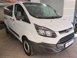 2018 Ford Tourneo Custom LWB 2.2tdci 8seater, full service history